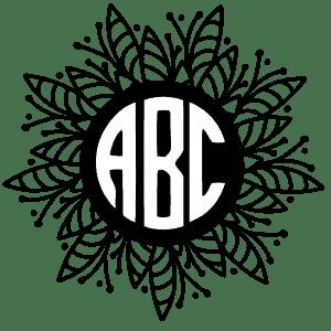 monogram wallpaper maker online free