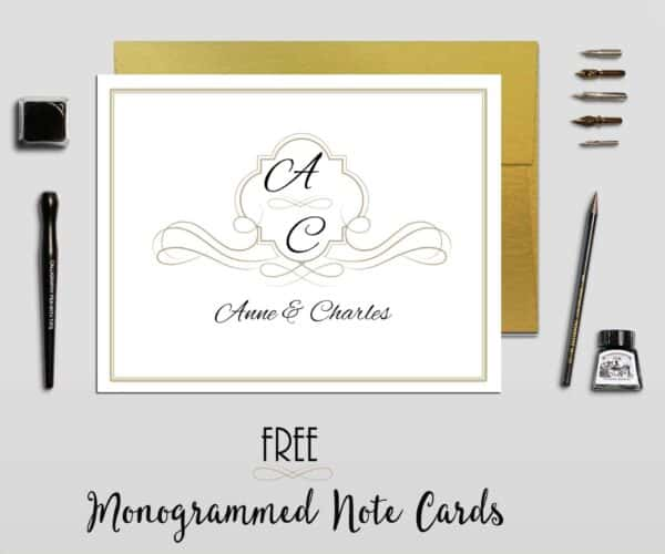 Free Note Card Maker