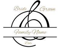 wedding monogram generator