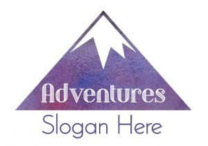 purple mountain logo