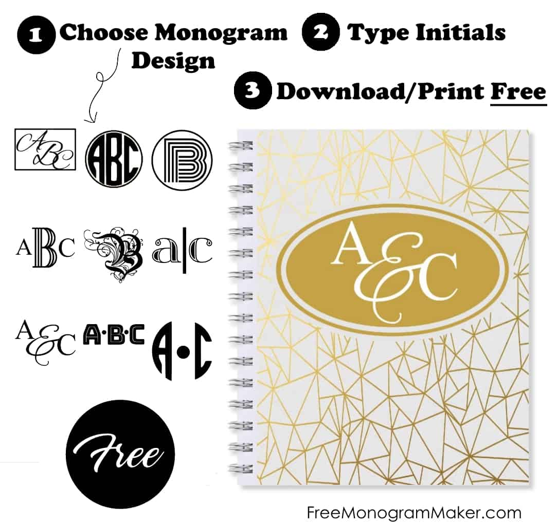 DIY Notebook Cover   Create Online & Print at Home - Free!