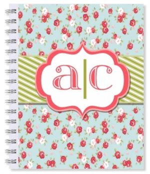 Printable notebook cover