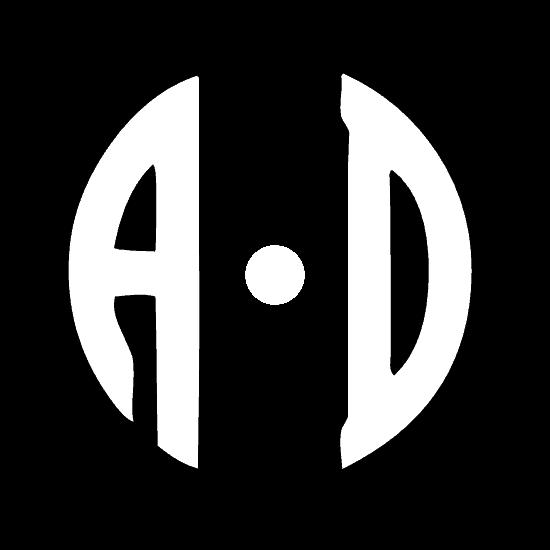 circle monogram font  free