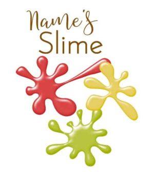 slime logo maker