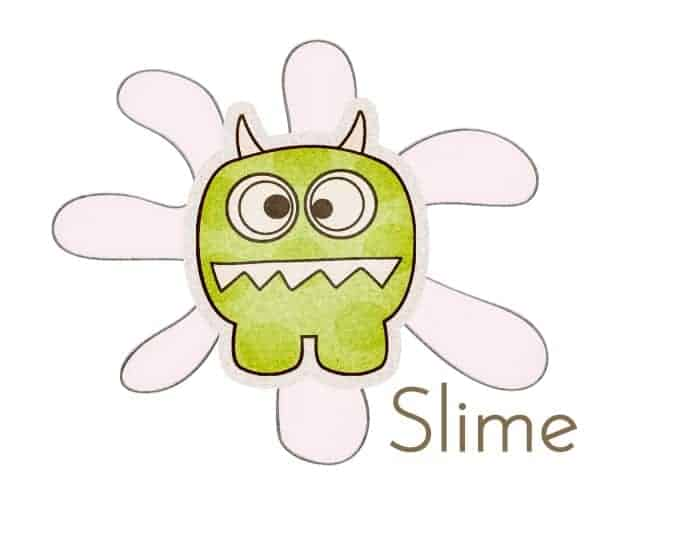 Slime Logo Slime Logo | Create Online with our Free Slime