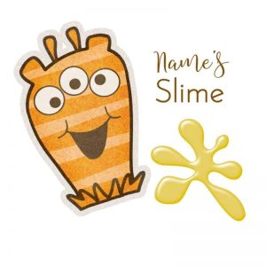 slime logos for instagram